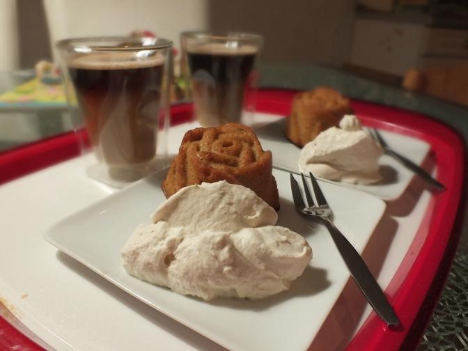 Witte bonen cupcakes